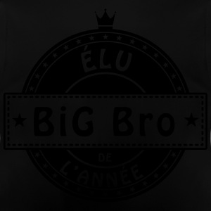 élu big brother grand frère Tee shirts - T-shirt Bébé