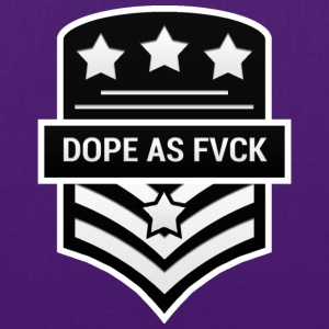 Dope As Fvck - Stoffbeutel