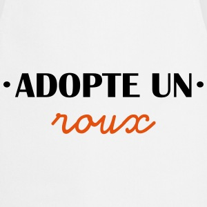 adopte un roux Sweat-shirts - Tablier de cuisine