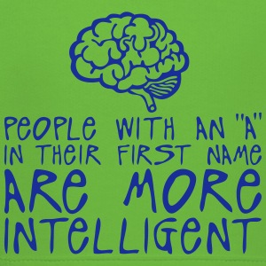 people with a more intelligent zitat Tops - Kinder Premium Hoodie