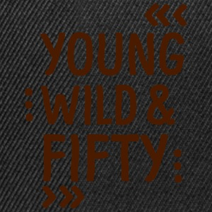 YOUNG WILD & FIFTY T-Shirts - Snapback Cap