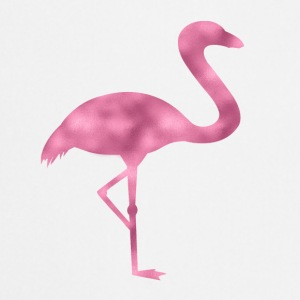 metal__flamingo T-Shirts - Kochschürze