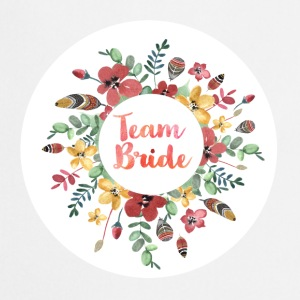 team_bride_boho Buttons - Cooking Apron