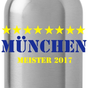 Munich master 2017 - Water Bottle