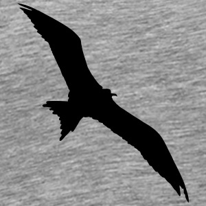 Bird, seagull Long Sleeve Shirts - Men's Premium T-Shirt