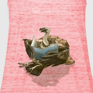 Vulture Sunbather T-Shirts - Women's Tank Top by Bella
