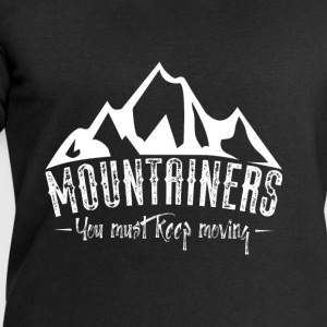 Mountains of mountains Shirts - Men's Sweatshirt by Stanley & Stella