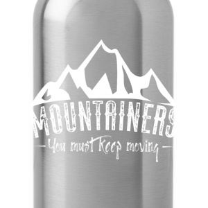 Mountains of mountains Shirts - Water Bottle