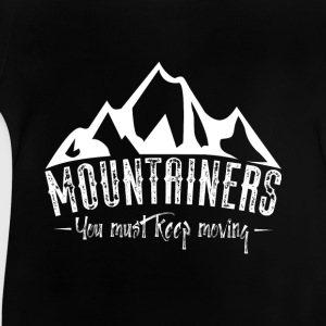 Mountains of mountains Shirts - Baby T-Shirt