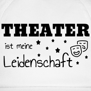 Theater / Theatre / Actor / Theaterleute  Aprons - Baseball Cap