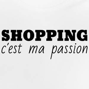 Shopping / Shoppeur / Magasin / Boutique Tee shirts - T-shirt Bébé