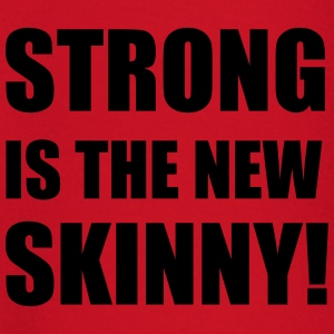 Strong is the new skinny T-Shirts - Baby Long Sleeve T-Shirt