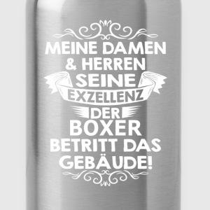 boxer T-Shirts - Trinkflasche