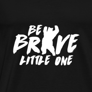 Bear is brave Tops - Men's Premium T-Shirt