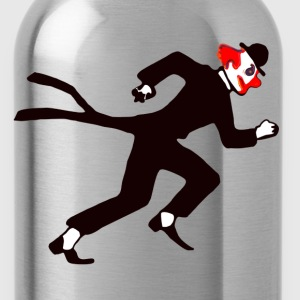 Running Clown - Trinkflasche