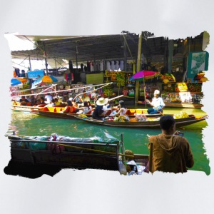 Floating Market - Turnbeutel