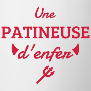 Patinage Patineur Sport Sportif Patineuse Tee shirts - Tasse