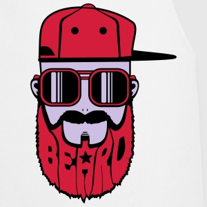 logo beard hiphop Tee shirts - Tablier de cuisine