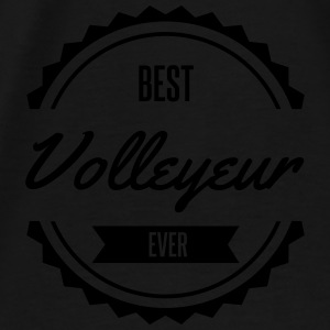 best volleyeur ever Sacs et sacs à dos - T-shirt Premium Homme