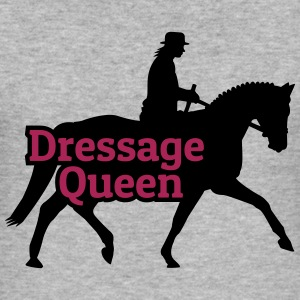 Dressage Queen dressur dronning Gensere - Slim Fit T-skjorte for menn