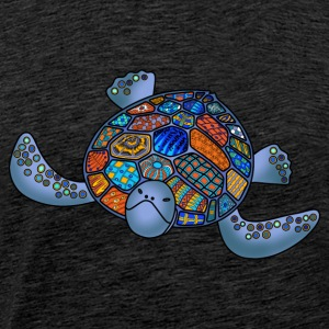 Sea turtle top for women - Men's Premium T-Shirt