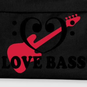 bass love Tee shirts - Sac à dos Enfant