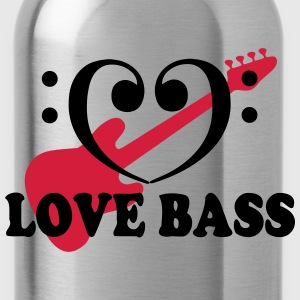 bass love Tee shirts - Gourde