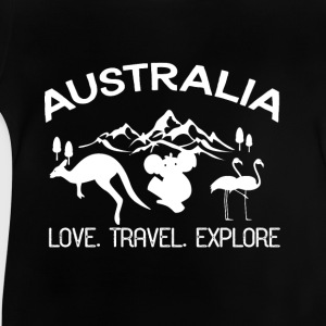 Backpacker Travel Shirts - Baby T-shirt