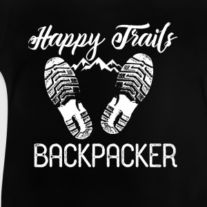 Backpacker Travel T-shirts - Baby-T-shirt