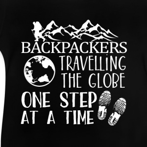 Backpacker Travel T-shirts - Baby T-shirt