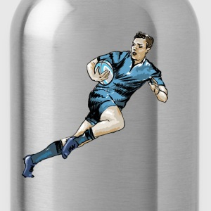 Rugby T-Shirts - Water Bottle