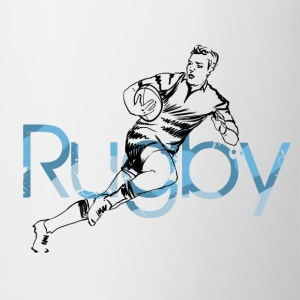 rugby T-shirts - Kop/krus