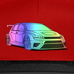 golf colourful Tee shirts - Casquette snapback