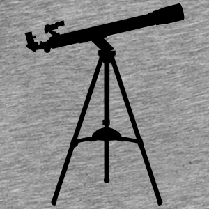 Telescope Hoodies & Sweatshirts - Men's Premium T-Shirt