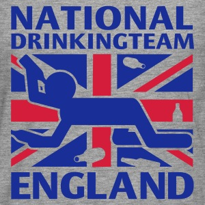 NATIONAL DRINKING TEAM ENGLAND - Men's Premium Longsleeve Shirt
