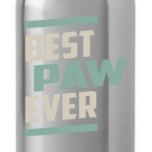 Best Paw Ever T-shirt - Water Bottle