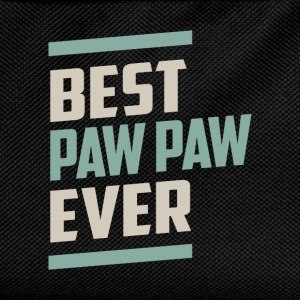 Best Paw Paw Ever T-shirt - Kids' Backpack