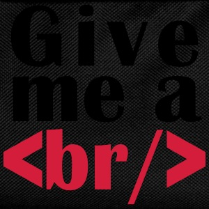 Give me a break Tee shirts - Sac à dos Enfant