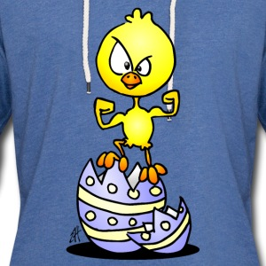 Easter Chick Shirts - Light Unisex Sweatshirt Hoodie