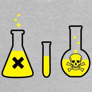 Science, Chemistr - Danger! (2colors) T-shirts - Baby T-shirt