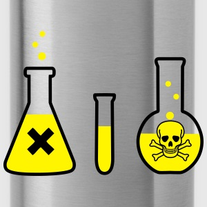 Science, Chemistr, - Danger! (2colors) Bluzy - Bidon