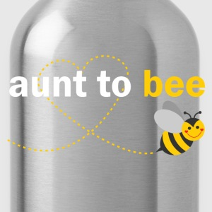 Aunt To Bee T-Shirts - Water Bottle