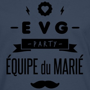 EVG party Tee shirts - T-shirt manches longues Premium Homme