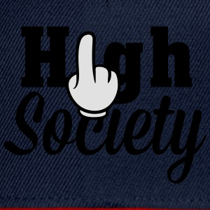Achtung High Society Tee shirts - Casquette snapback