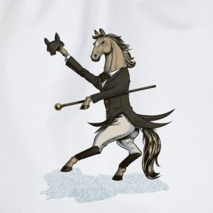 Horse Dressage Dancer Tee shirts - Sac de sport léger