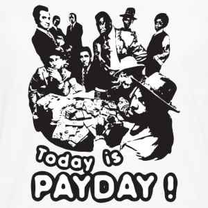 today is payday - T-shirt manches longues Premium Homme