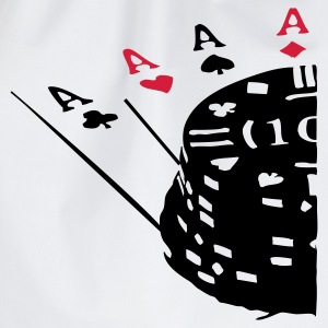 4 aces - Drawstring Bag