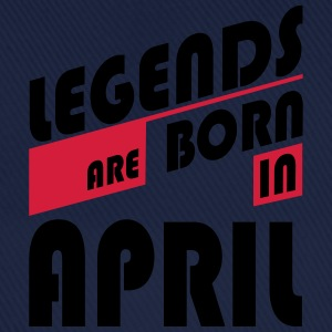 Legends April Shirts - Baseball Cap