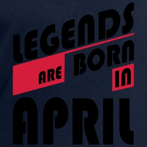 Legends April Baby Bodysuits - Men's Sweatshirt by Stanley & Stella