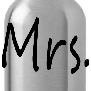 Mrs. T-Shirts - Trinkflasche